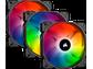 Goedkoopste Corsair iCUE SP120 RGB PRO Performance (Triple Pack with Lighting Node Core), 120mm