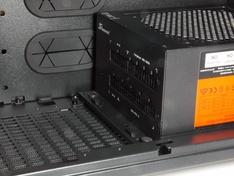Thermaltake Core X9 brug sluit niet aan op voeding