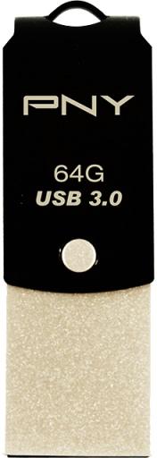 PNY USB Type-C to Type A UCD10 64GB