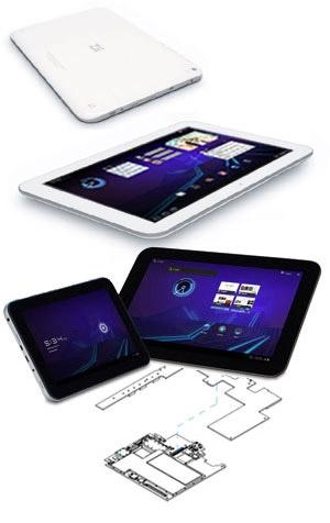 """ZiiLabs Jaguar3 oem-ontwerp 10,1""""-tablet"""