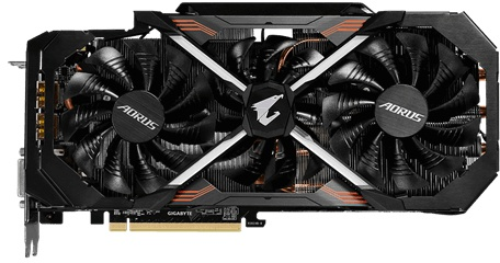 Gigabyte AORUS GeForce® GTX 1080 Ti 11G