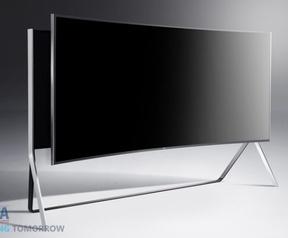 Samsung Bendable uhdtv