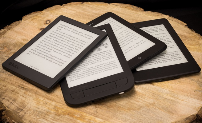 E-readers round-up