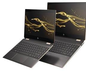 HP Spectre x360 13 en 15