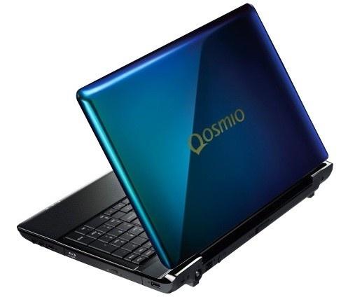 Toshiba Dynabook Qosmio T750