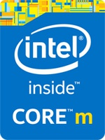 Intel Core M logo