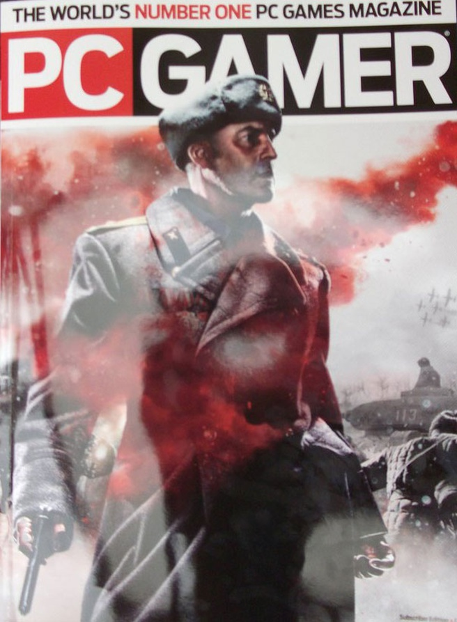 Company of Heroes 2 in PC Gamer