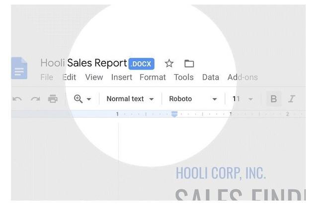 Office-documenten in Google Docs
