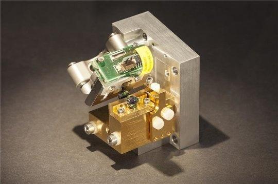 Fraunhofer laser