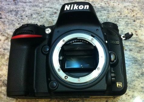 Nikon D600 uitgelekte fotos