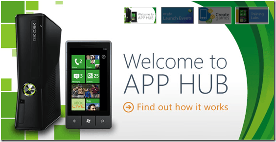 Windows Phone App Hub