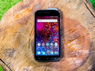 Cat S61 productfoto's MWC