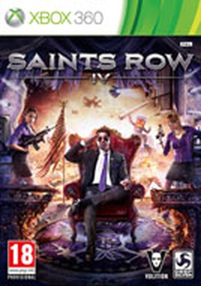 Box Saints Row IV