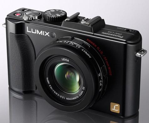 Panasonic Lumix LX5 inleiding