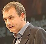 Minister-president Zapatero van Spanje