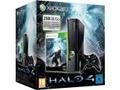 Goedkoopste Microsoft Xbox 360 Slim 250GB + Halo 4 Zwart