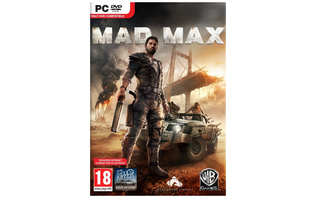 Mad Max (2015), PC (Windows)