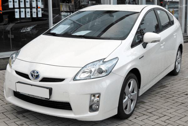 Toyota Prius Generatie 3