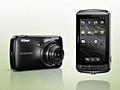 Nikon Coolpix-camera met Android