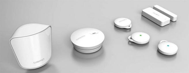 Nieuwe sensoren in WeMo-lijn van Belkin