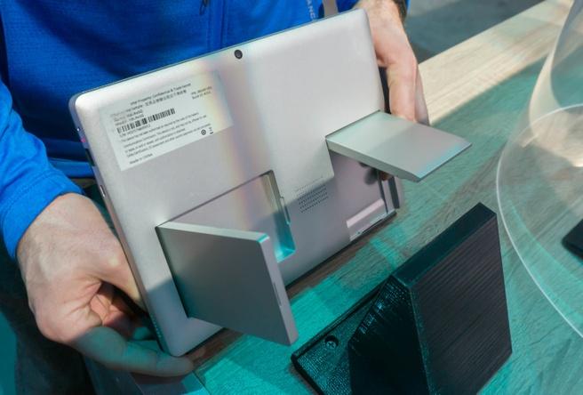 Intel 2-in-1 prototype met 5g