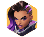 Sombra gameplay video