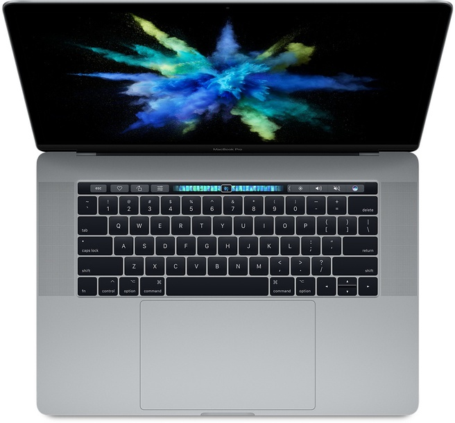 """Apple MacBook Pro 2017 15,4"""""""