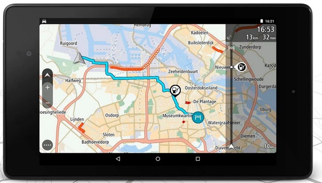 TomTom Go voor Android