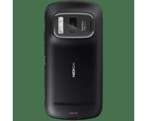 Nokia PureView 808 Zwart