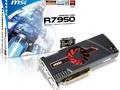 MSI Radeon AMD HD 7950