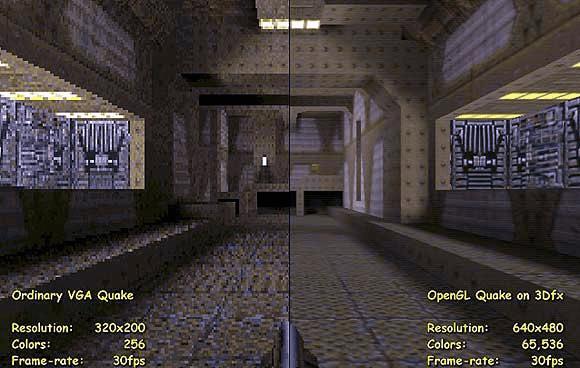 3dfx luidde een grafische revolutie in voor games