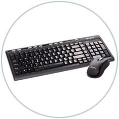 a49ee15eee7 Labtec Media Wireless Desktop 800 - Kenmerken - Tweakers