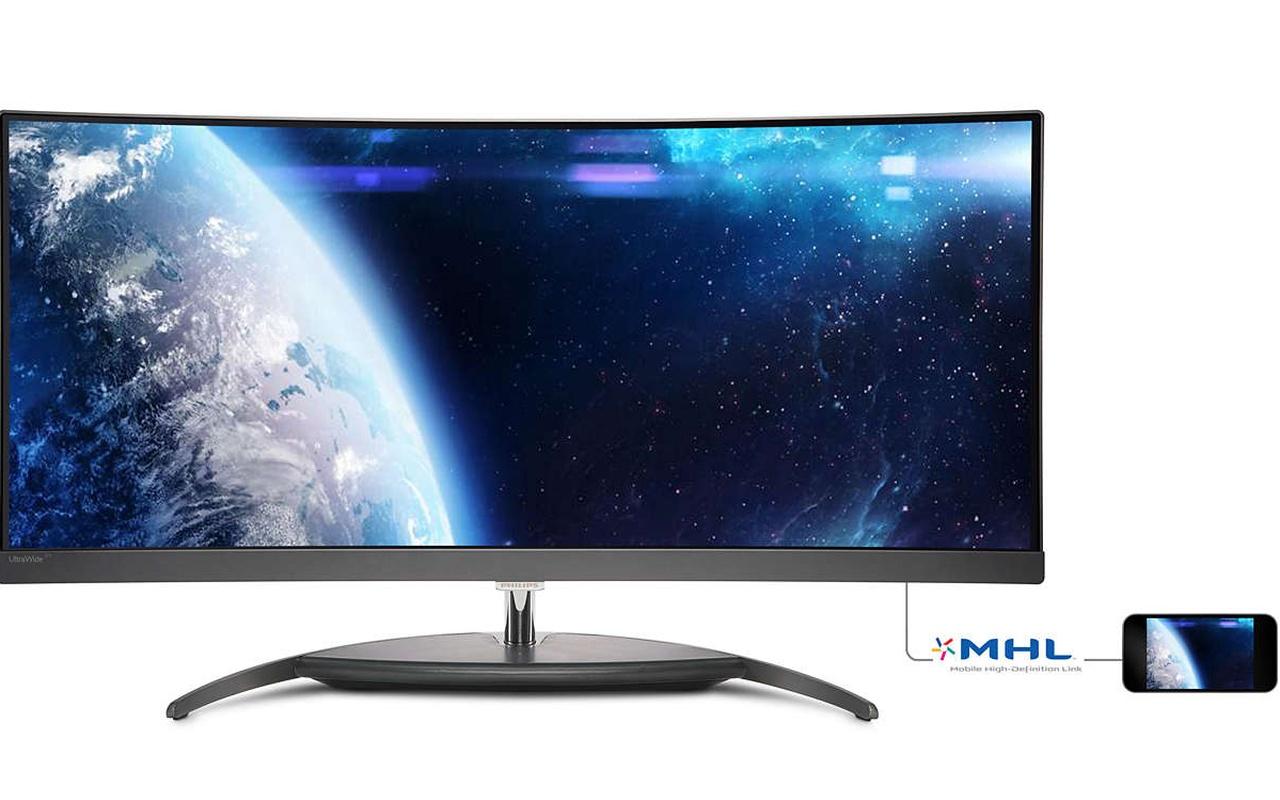 MMD Philips BDM3490UC