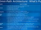 Intel SC15 Knights Landing Omni Path