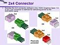 8-pins stroomaansluiting voor pci express 3.0