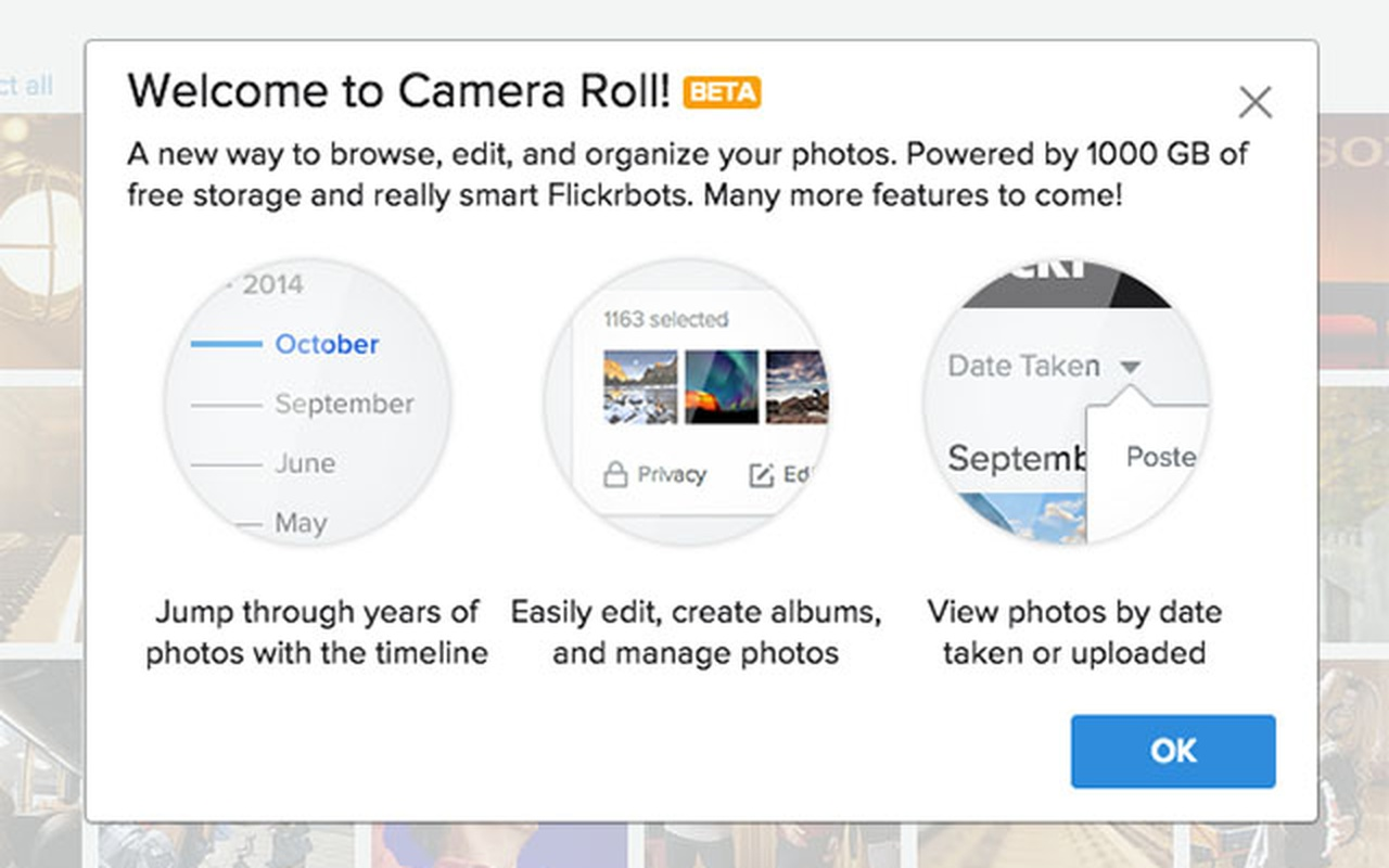 Flickr Camera Roll