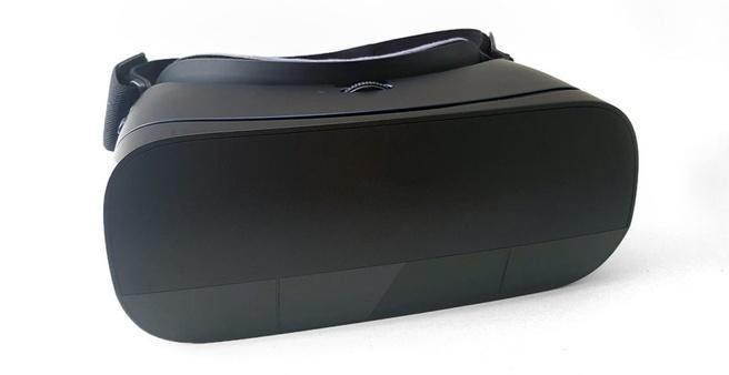 Leap Motion Gear VR