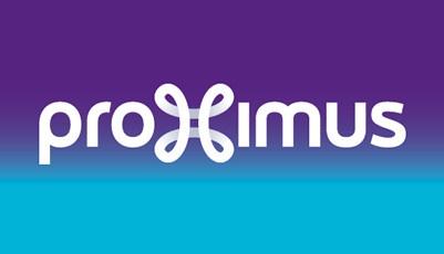 Proximus logo nieuw