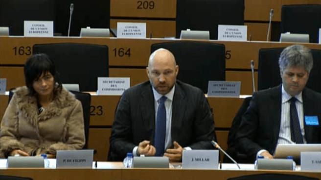 Hoorzitting EU Economische en Monetaire affaires