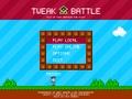 Tweak Battle menu