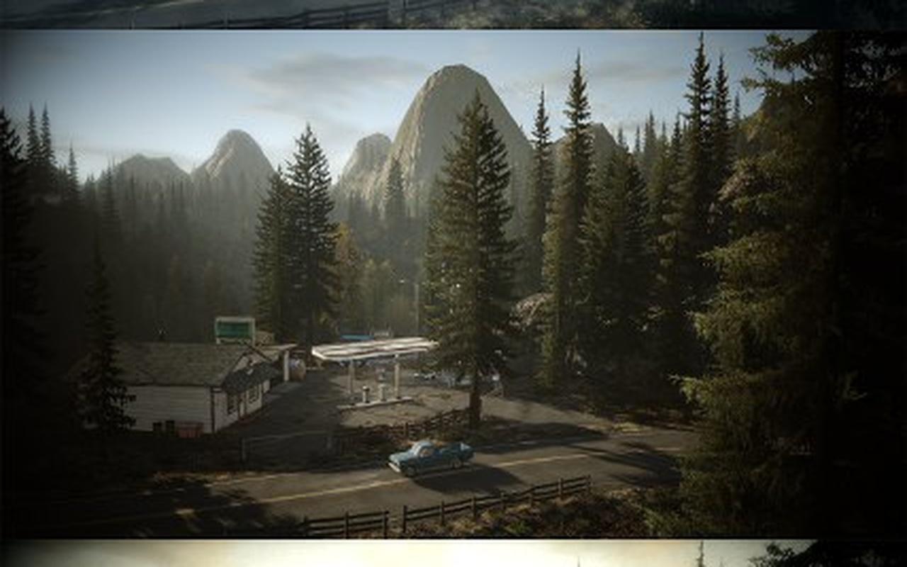 Screenshots Alan Wake