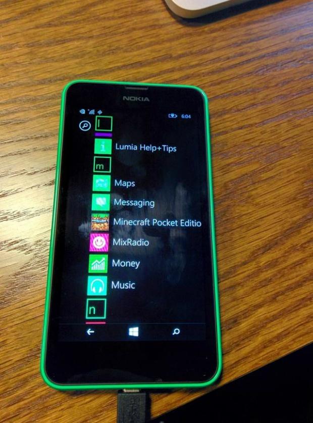Minecraft voor Windows Phone
