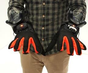 Manus-handschoen