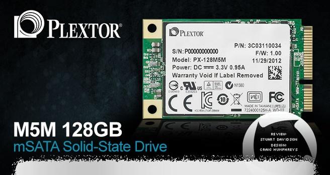 Plextor M5M 128GB