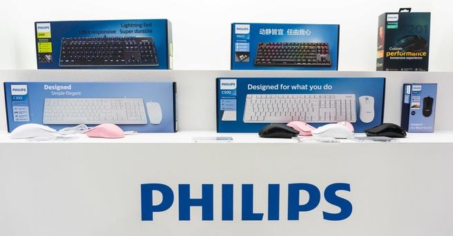 Randapparatuur van bedrijf met Philips-licentie