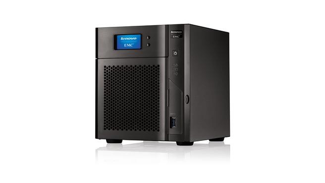 Lenovo EMC px4-400d 4TB