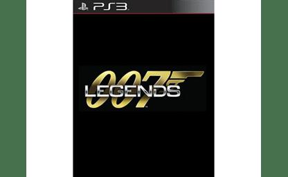 Activision 007 James Bond Legends, Playstation 3