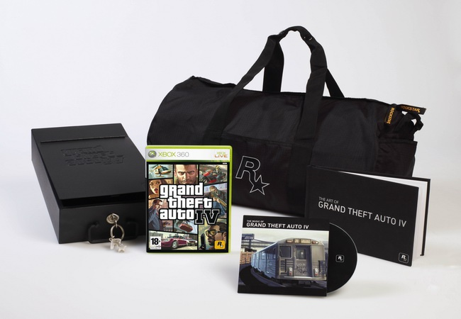 Grand Theft Auto IV Special Edition, Xbox 360