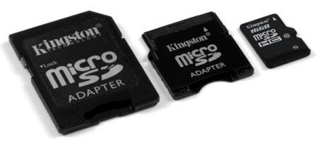 Kingston 16GB microsdhc Class 10