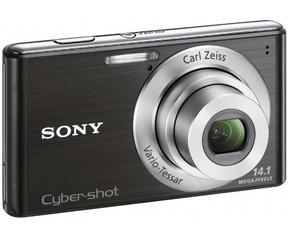 Sony Cyber-shot DSC-W530 Zwart